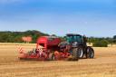 Пневматические зерновые сеялки Kverneland u-drill
