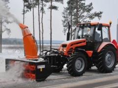 Снегоочистители роторные