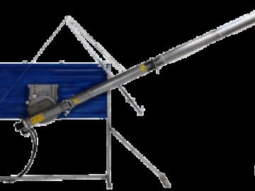 шнековый транспортёр с гидроприводом