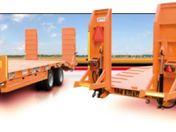 Трейлер для перевозки техники PRONAR RC2100