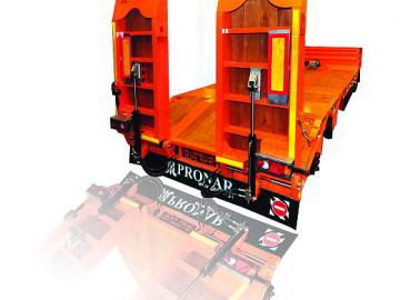 Трейлер для перевозки техники PRONAR PB3100