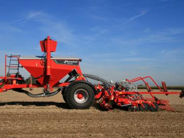 Пневматические зерновые сеялки Kverneland FlexCart