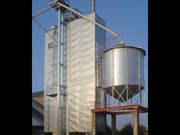 Зерносушилка Petkus