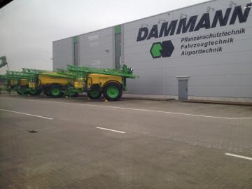 Завод DAMMANN Германия
