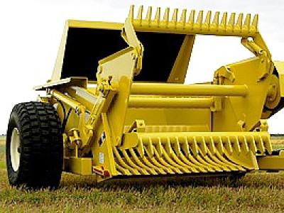 Камнеуборочная машина Degelman 7200 Signature