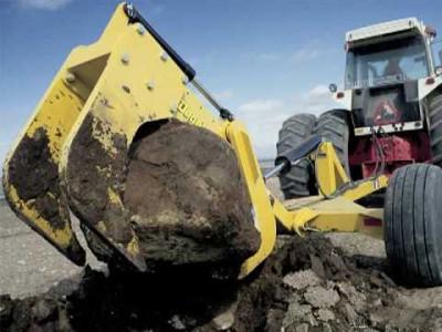 Корчеватель валунов Degelman Rock Digger
