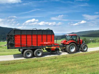 Прицепы-подборщики Kverneland 10040 R - 10045 R - 10055 R