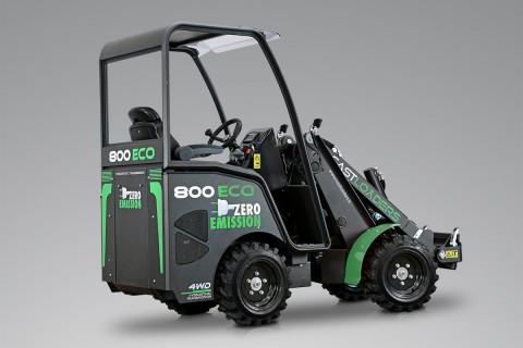 CAST LOADERS 800 ECO (100% электрический)