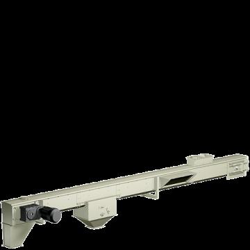 Круглодонный цепной скребковый конвейер