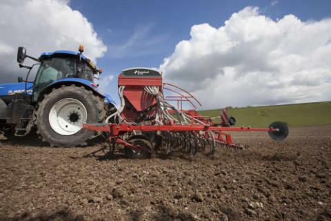 Пневматические зерновые сеялки Kverneland ts-drill