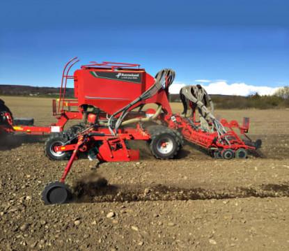 Пневматические зерновые сеялки Kverneland u-drill plus