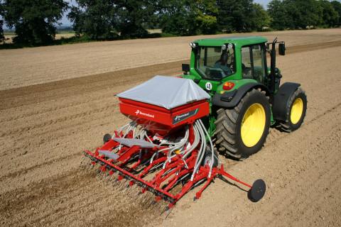 Пневматические зерновые сеялки Kverneland DL